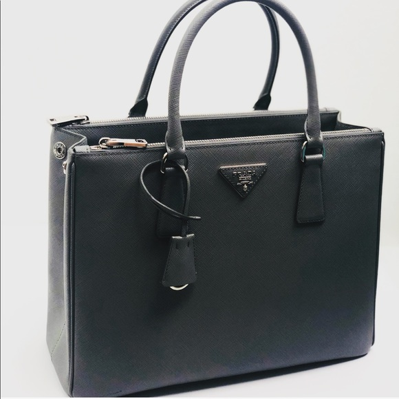Prada Handbags - NEW Prada Saffiano Lux Large Tote